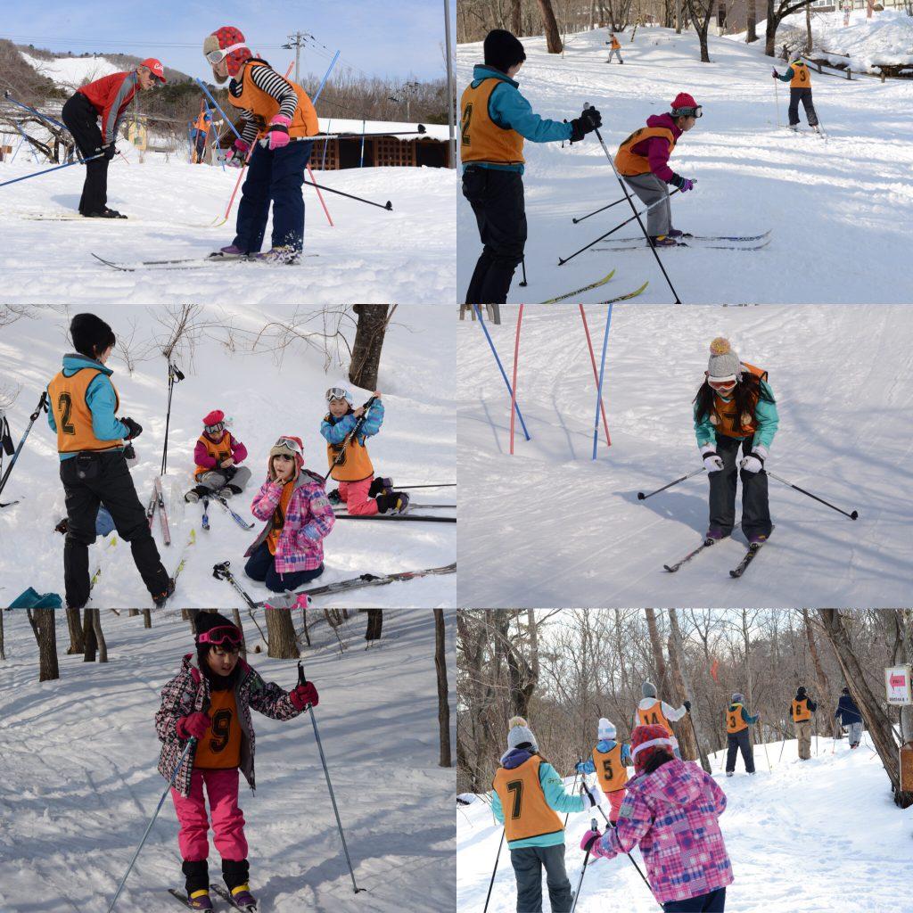 歩くスキーその3