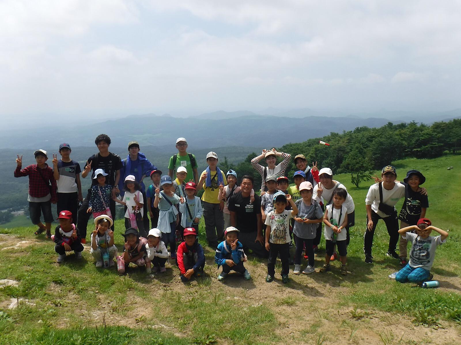 遊ぼう!夏の林間学校(2019/8/5〜6開催)